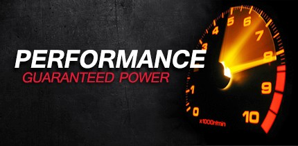 Performance. Guaranteed Power